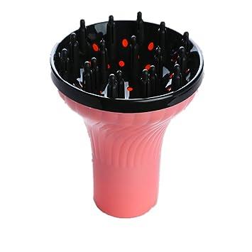 Difusor universal para secadores de cabello con bo Accesorio para difusor de secador de pelo Herramienta