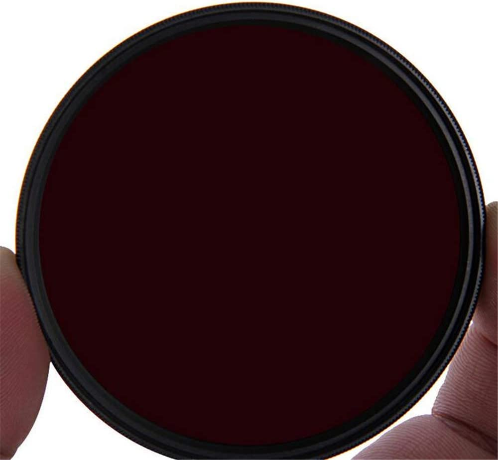 ZOMEI 30mm IR Filter 680NM X-Ray Infrared Filter for Canon Nikon Sony DSLR Lens