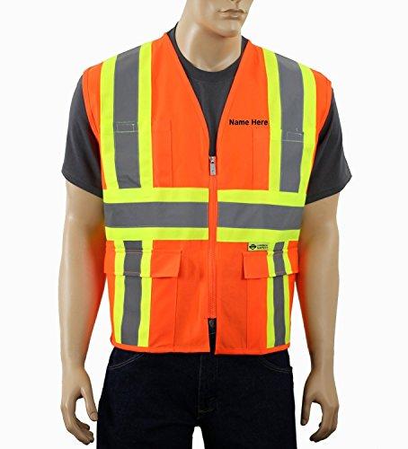 Safety Depot Customized Reflective 107 2010