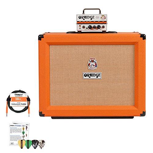 Orange Micro Terror MT20 and PPC112 Cabinet Half Stack Kit by Orange