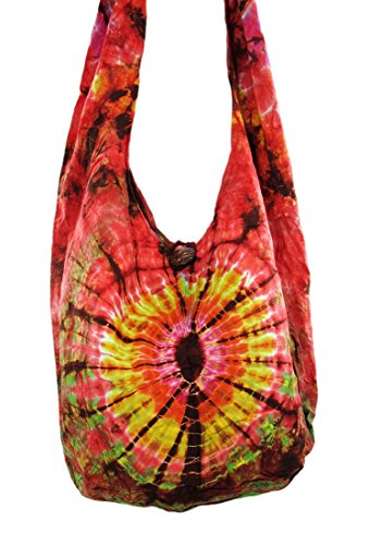 Reversible Hobo Handbag - 9