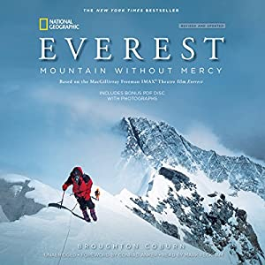 Everest, Revised & Updated Edition Audiobook