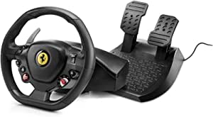 Thrustmaster 4160673 T80 FERRARI 488 GTB EDITION - PC/PS 4 RACING WHEEL