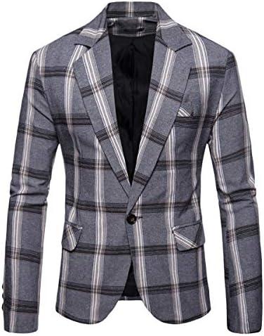 [해외]Men`s Casual Pinstripe Sport Coat Notch Lapel Classic Fit Printed Blazer Suit / Boyland Men`s Casual Pinstripe Sport Coat Notch Lapel Classic Fit Printed Blazer