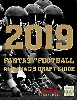 2019 Fantasy Football Almanac and Draft Guide: Sean Ryan