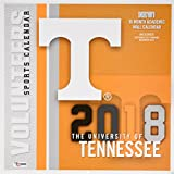 The University of Tennessee Volunteers 2018 Calendar
