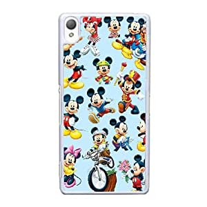 Sony Xperia Z3 Cell Phone Case White mickey-mouse-disney YT3RN2547546