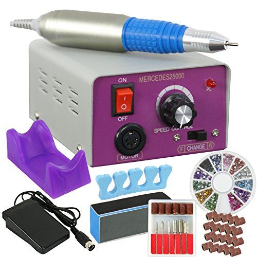 electric acrylic nail grinder - 3