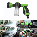 FidgetFidget Clean Pipe Washer Spray Tools Multifunction Car Home Wash Snow Foam Water