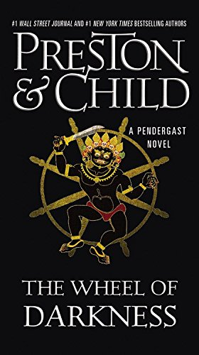 The Wheel of Darkness by Douglas Preston, Lincoln Child