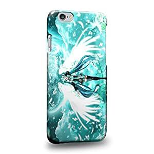 Fashion Vocaloid Miki Hatsune Miku 1171 Protective Snap-on Hard Back Case Cover for Apple iphone 6 4.7""
