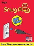 OUTLET – Snug Plug – Loose Outlet + Loose Plug + Plug – Your LOOSE outlet FIX – 8 Pack
