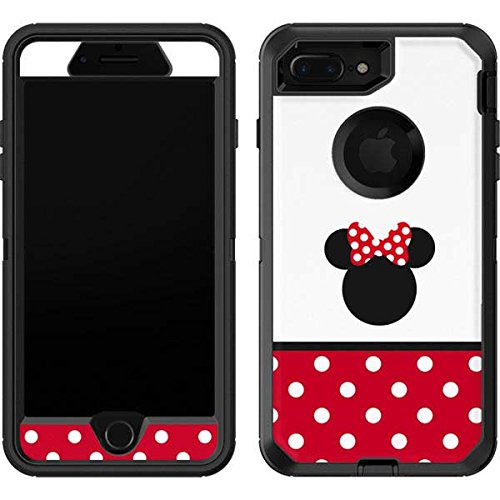 promo code 2a731 ccbd0 Skinit Minnie Mouse OtterBox Defender iPhone 7 Plus Skin - Minnie Mouse  Symbol Design - Ultra Thin, Lightweight Vinyl Decal Protection