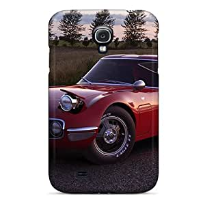 New Arrival Case Cover With FssUWPd7387OjBGT Design For Galaxy S4- 1967 Toyota 2000 Gt