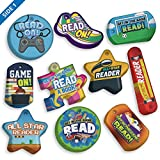 2020 Game On (TD Summer Reading Program) Brag Tags