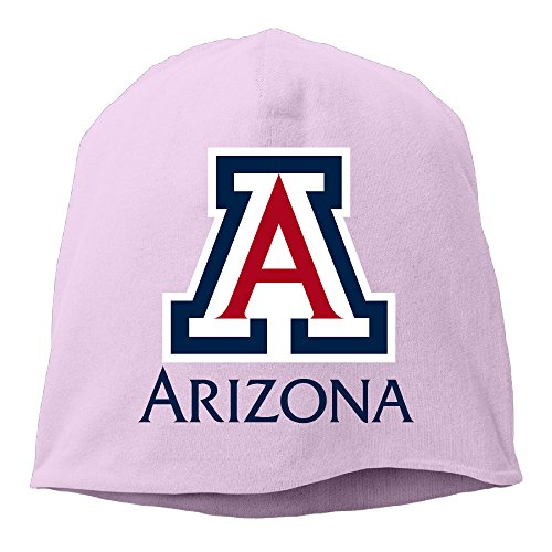 YUVIA University Of Arizona Men's&Women's Patch Beanie JoggingPink Caps Hats For Autumn And Winter (Nike England Supporters)