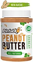 Pintola All Natural Crunchy Peanut Butter, 1kg (Unsweetened) …
