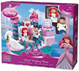 Ariel The Little Mermaid Mega Bloks Wedding Boat by Mega Brands