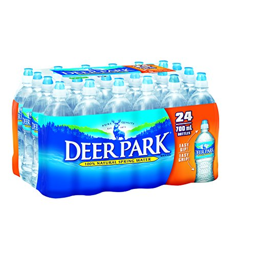 Deer Park Sport Cap Spring Water 700 Ml (24 Pack)
