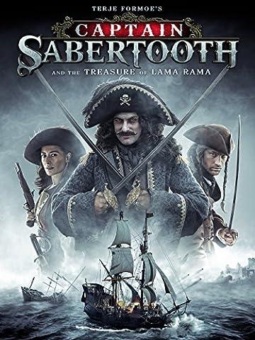 Captain Sabertooth (Pinky Marie)
