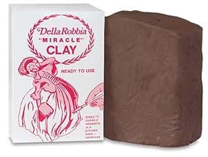 Della Robbia Oven Bake Clay 4Lb