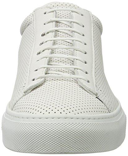 Prima Primaforma, Scarpe da Ginnastica Basse Unisex-Adulto Bianco (White)