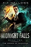 Midnight Falls: A Morgan Rook Supernatural Thriller (The Order of Shadows Book 2)