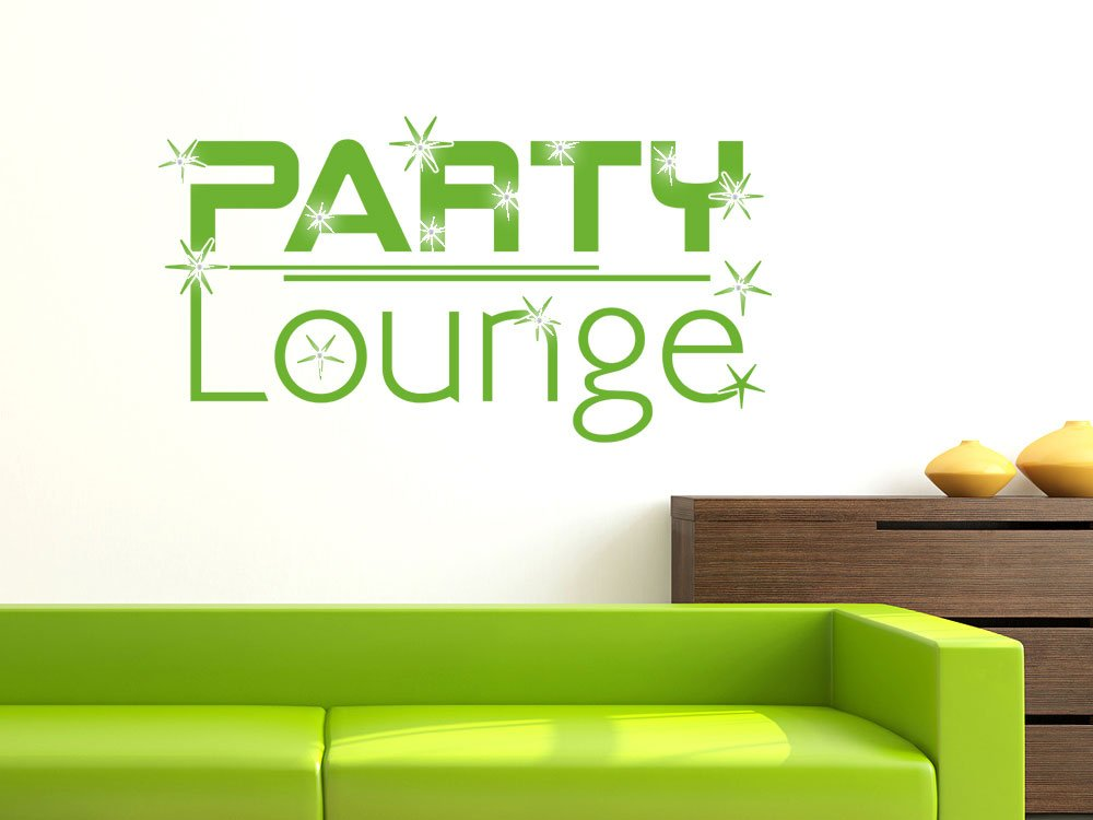 GRAZDesign Wandtattoo Kristalle Dekoration - Wandfolie selbstklebend Party Party Party Lounge - Wandtattoo Partyraum Deko   107x57cm   850006_57_072 B07DTJK9SN Wandtattoos & Wandbilder bec48f
