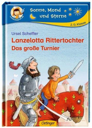 Lanzelotta Rittertochter - Das große Turnier