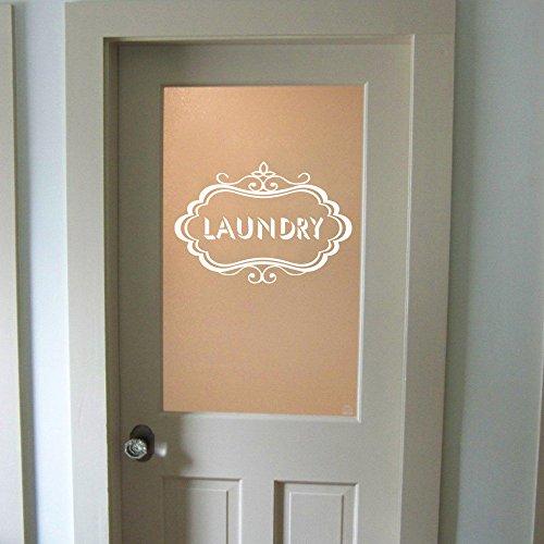 Glass Laundry Door - 2
