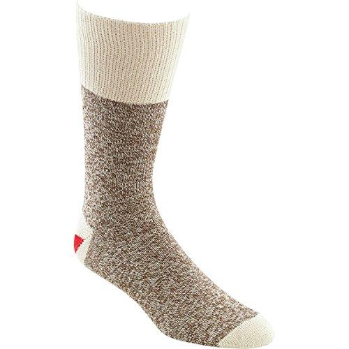 Red Heel Sock 2 Pair w/Instructions Medium