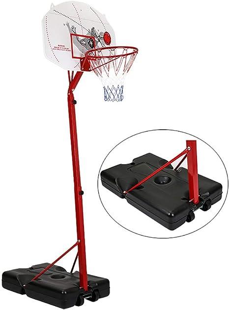 Canasta de baloncesto-WSF En El Suelo Soporte De Sistema De Aro De ...