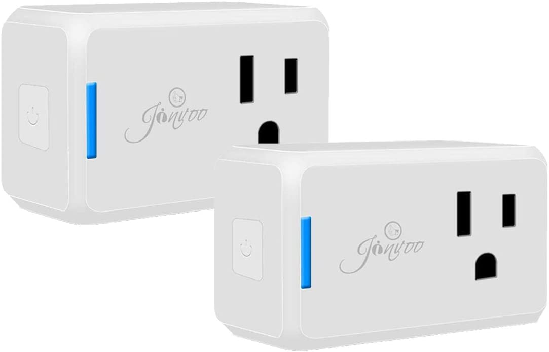 WiFi Smart Plug cETL Listed FCC Certified, Wi-Fi Outlet Compatible with Alexa, Echo and Google Home &IFTTT, No Hub Required, Remote Control,
