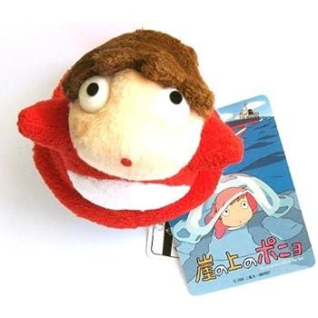 Amazon Com Ponyo Studio Ghibli 4 Quot Long Plush Doll Toys