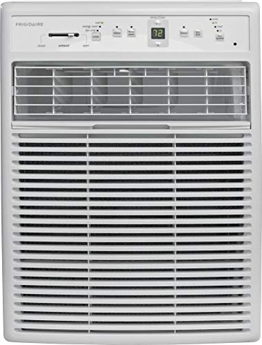 Frigidaire FFRS1022R1 10000 BTU 115-volt Slider/Casement Room Air Conditioner with Full-Function Remote Control