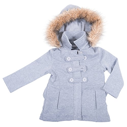 397672-tealpearl-4t-girls-puffer-jacket-sweater-sleeves-coat-with-hood