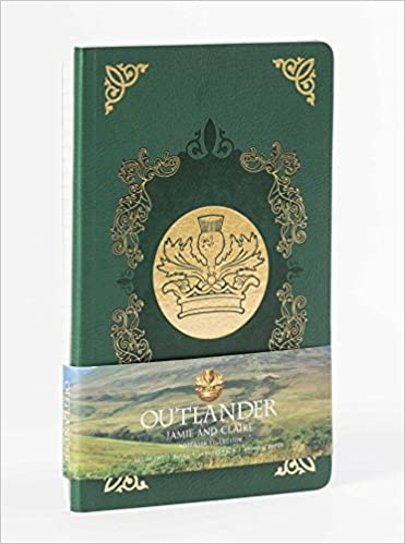 Outlander: Journal Collection: Jaime And Claire por Insight Editions epub