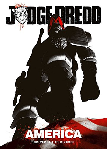 BEST! Judge Dredd: America [D.O.C]