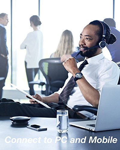 Jabra Evolve 65 Bluetooth Mono Ms Headset Bundle Microsoft Import It All