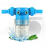 1pc Pressure Washer Universal In Line Water Filter 20mm Inlet/Outlet Hose Connector Car Washing Water Strainer Filter