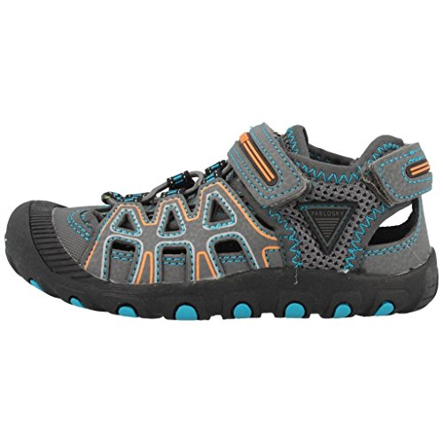 Zapatillas para ni�o, color gris , marca PABLOSKY, modelo Zapatillas Para Ni�o PABLOSKY CARTER AIR Gris gris