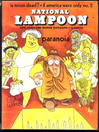 (National Lampoon Magazine August 1970 (Issue)