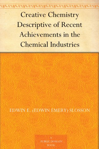 Essays on achievements of chemistry