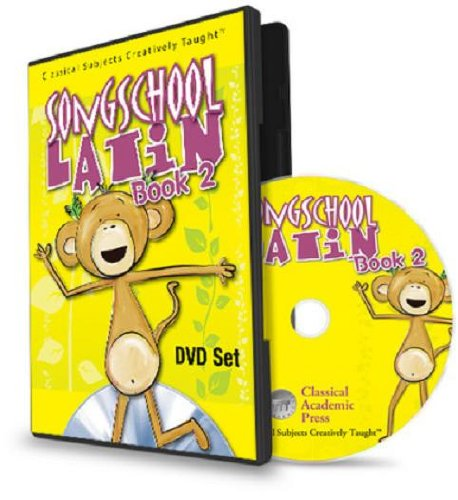 Song School Latin Book 2 DVD
