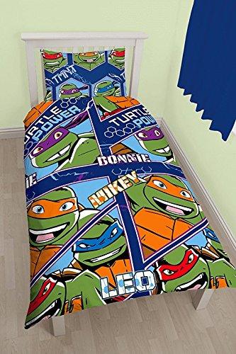 Teenage Mutant Ninja Turtles single duvetTeenage Mutant Ninja Turtles single duvet