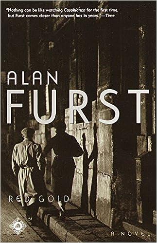 Amazon com: Red Gold: A Novel (9780375758591): Alan Furst: Books