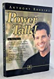img - for Anthony Robbins Power Talk! The Power of Questions + interview with Warren Farrell, Ph.D. book / textbook / text book