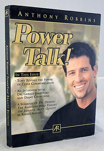 Anthony Robbins Power Talk! The Power of Questions + interview with Warren Farrell, Ph.D.