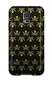 New Arrival Premium S5 Case Cover For Galaxy (pirate)