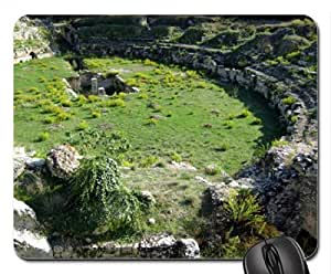 Amphitheatre in Syracuse Mouse Pad, Mousepad (Ancient Mouse Pad)